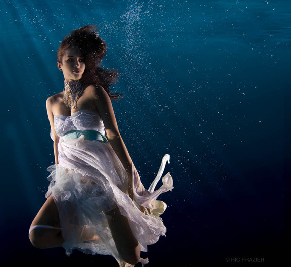 underwater photography the pier underwater couture